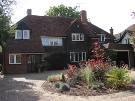 Wych Elm Bed & Breakfast in Danbury, Chelmsford, Essex